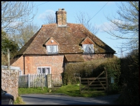 Arlington East Sussex - The Village