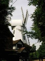 Battle East Sussex - Battle windmill