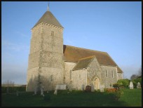 Bishopstone Sussex - St Andrews Church