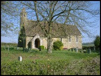 Blackham Sussex - All Saints church
