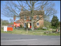 Blackham East Sussex - The village