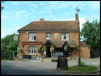 Brasted Kent - The village