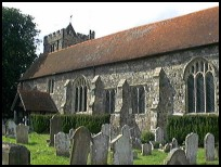 Brede East Sussex - St Georges Church
