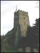 Brenchley Kent - All Saints church