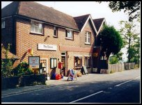 Burwash Common Sussex - The village shop