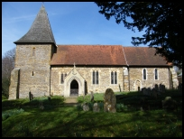 Catsfield East Sussex - St Laurence church