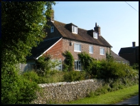 Chalvington East Sussex - The village