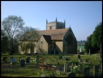 Chiddingstone Causeway Kent - St Luke church