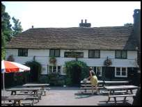 Colemans Hatch East Sussex - The pub