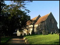 Crowhurst East Sussex - St George church