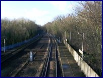Crowhurst East Sussex - The Station
