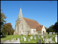 All Saints church (Herstmonceux East Sussex)