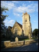 St John the Baptist church (Netherfield East Sussex)