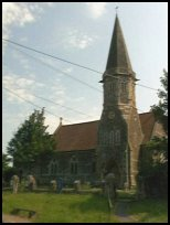 St Mary and St Peters church (Pett East Sussex)