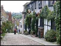Mermaid Street (Rye East Sussex)