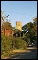 St. Mary the Virgin church (Salehurst East Sussex)