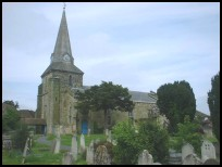 Holy Cross church (Uckfield East Sussex)