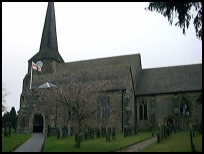 St Peter & St Paul church (Wadhurst East Sussex)