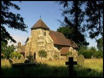 St John the Baptist church (Westfield East Sussex)