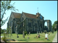 St Thomas the Martyr church (Winchelsea East Sussex)